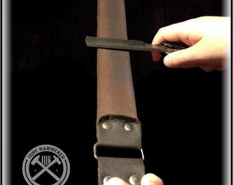 Leather Strop - Heavy Duty - Double-sided