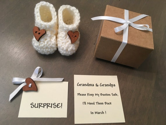 pregnancy announcement to grandparents pregnancy reveal