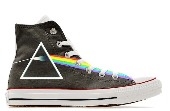 Dark side of the pink moon classic heavy rock converse high