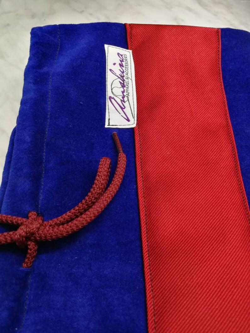 5d945174f64e8 Blue Velvet pull string shoe bags velvet bags shoe bags | Etsy
