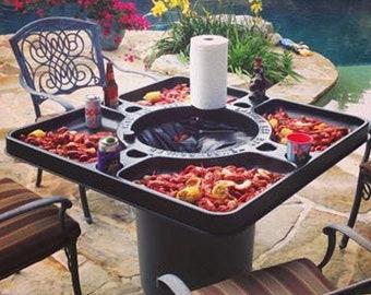 Crawfish Boil Table Top