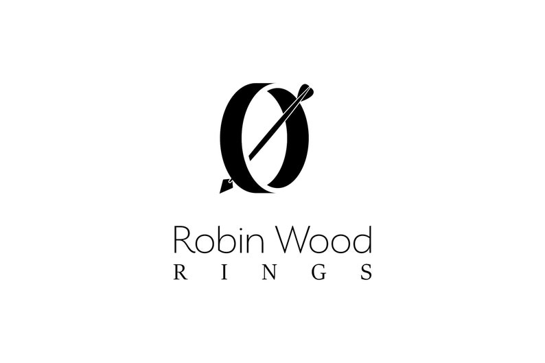 Couples Ring Wood Engagement Ring Mens Wedding Band Wood And Metal Ring Anniversary Gift Sustainable Jewelry Black Bentwood Ring