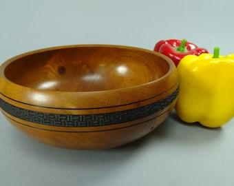 Cherry Calabash Style Bowl