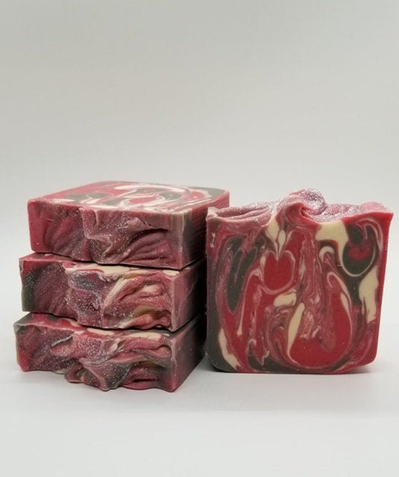 LOVE SPELL Artisan SOAP / Handmade Soap / Unique Gift Ideas / image 0