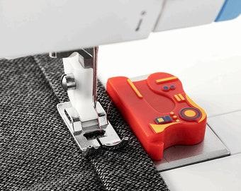 Magnetic Seam Guides - Sewing Machine, Zipper, Tape Measure - READ DESCRIPTION