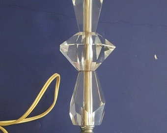 Prism Table Lamp Etsy