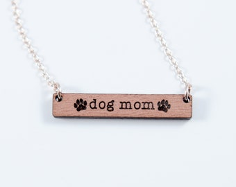 Dog Mom Necklace | Dog Necklace | Love My Pets necklace | dogs