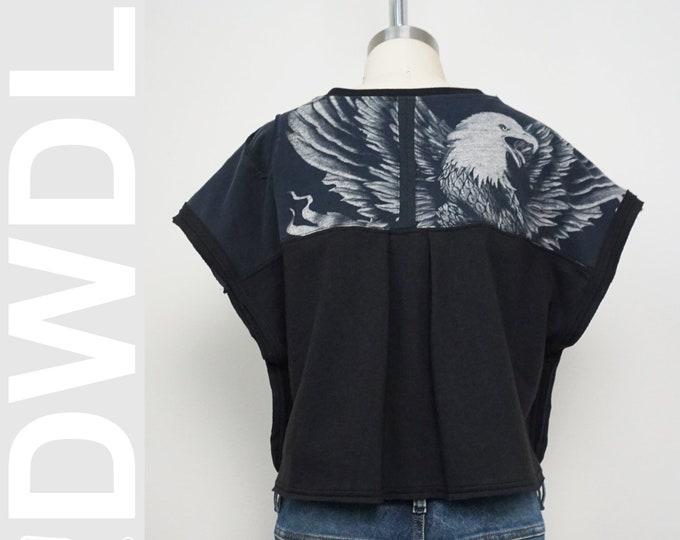 Featured listing image: 'Night Crew' T-Shirt    Eagle Yoke