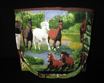 Horses Handbag