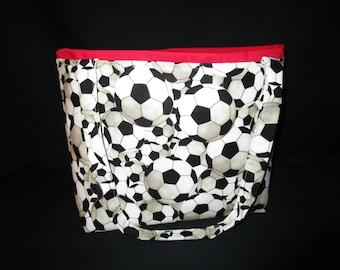 Soccer Handbag