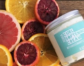 Rosemary Grapefruit Lime Curl Softening Cream- Featured in VOGUE! Natural Hair Care- Kinky-Curly Coily Hair- Whipped Hair Cream- Type 4 Hair