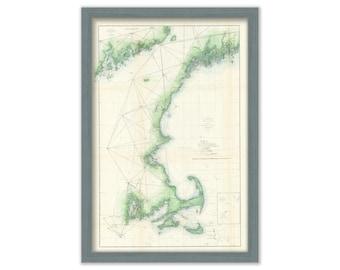 New England Coast Etsy