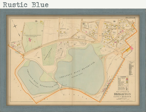 Map Of Brighton Machusetts on