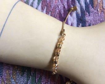 Lare 90s Beads Pull Chain Bracelet