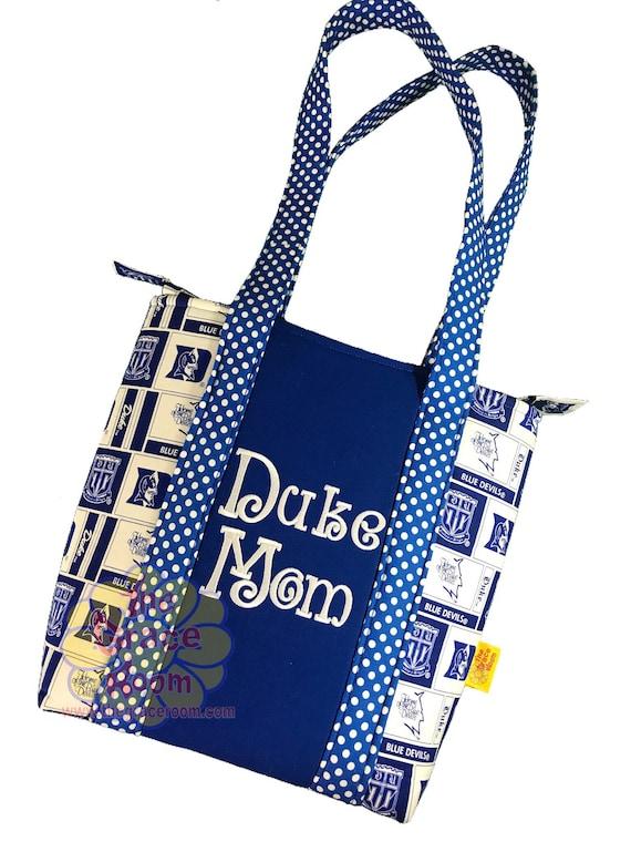 Personalized Custom Sports Team Spirit Tote, Handbag, Purse, Tablet Case, or Bible Bag