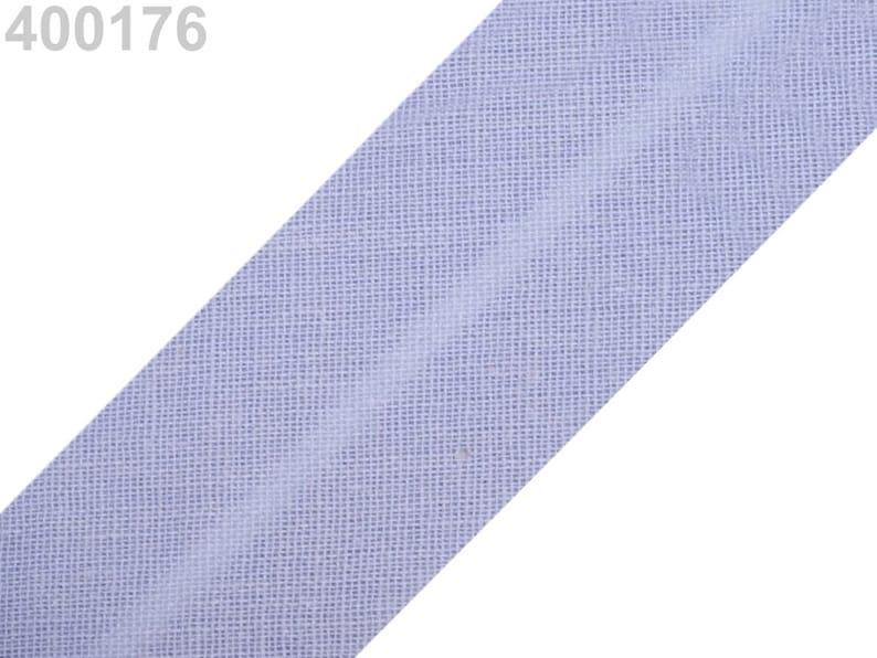 30 mm 3 m diagonal band 0.86 EURmeter cotton