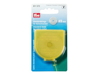Prym, spare blade for roller cutter, maxi, 45 mm