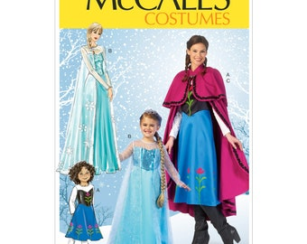 McCalls Sewing Pattern M7000 - Medieval - Larp - Fantasy - Carnival - Dress