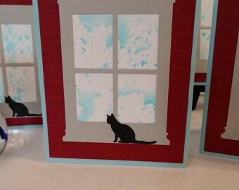 Bird Watching card set
