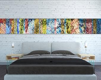 Long Horizontal Wall Art Etsy