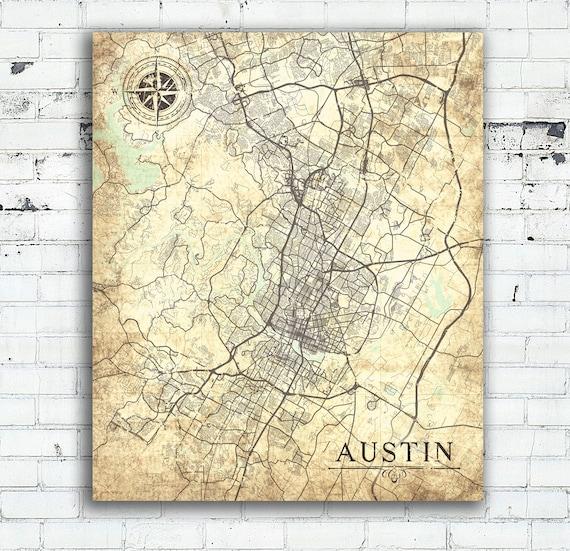 AUSTIN TX Canvas Print Texas TX Vintage map Austin tx City Map Wall on city of ada ok map, city of bowling green ky map, city of santa fe nm map, city of harahan la map, city of los angeles ca map, city of stuart fl map, city of concord nc map, city of grand forks nd map, city of long beach ca map, city of manchester nh map, city of bismarck nd map, city of green bay wi map, city of caldwell id map, city of apache junction az map, city of ann arbor mi map, city of darien ct map, city of battle creek mi map, city of dubois pa map, city street maps austin texas, city of sault ste marie mi map,