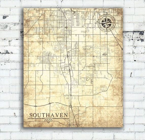 Home Decor Outlet Southaven Ms: VINTAGE MAPS_vertical N1