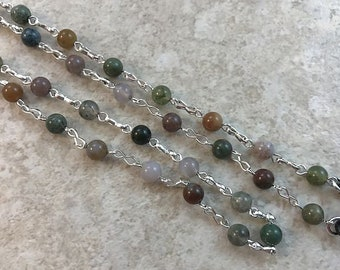 cf97250a5472 Fancy Jasper Eyeglass Chain