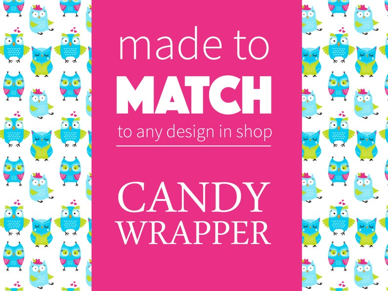 photo regarding Printable Candy Wrappers identified as Matching Sweet Wrappers, Sweet Wrappers, Printable Get together Resources, Matching Occasion Coordinates