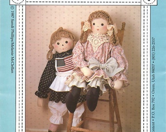 4b375ef34e4 Too Big For Our Britches Sewing Pattern by Hearts Content for 40 Inch Dolls   Clothing Patterns Included