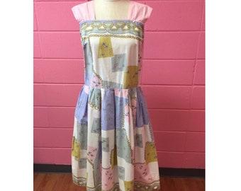 1950s Basila dress size medium