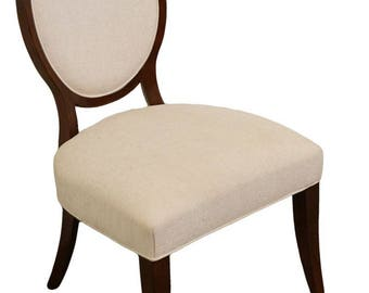 RALPH LAUREN Contemporary Style Dining Side Chair 0402 28