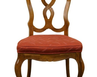Chairs Thomasville Furniture American Revival Collection Dining Side Chair 26621-821 Special Buy