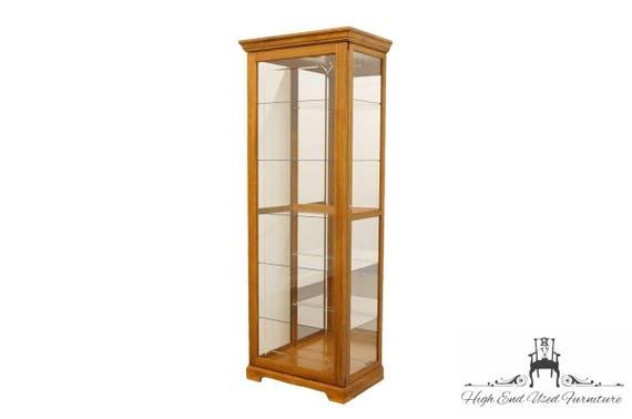 Pulaski Furniture Keepsakes Collection Golden Oak 29 Etsy