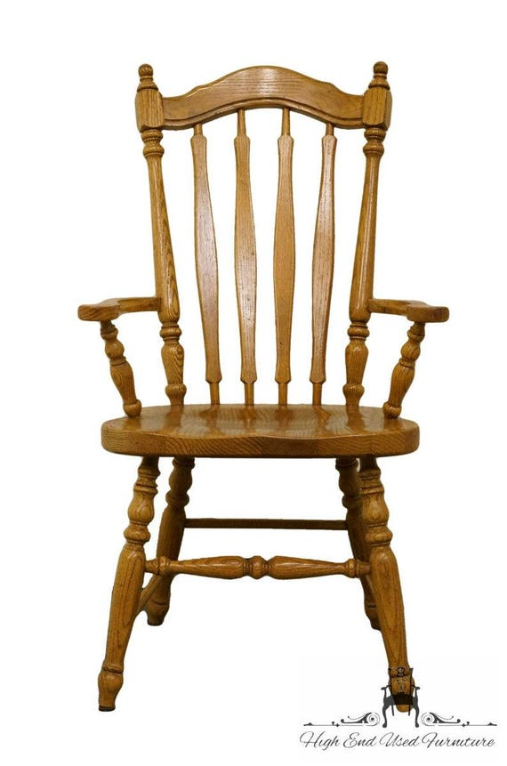 Bon THOMASVILLE Salem Tavern Collection Dining Arm Chair 21521 826 | Etsy