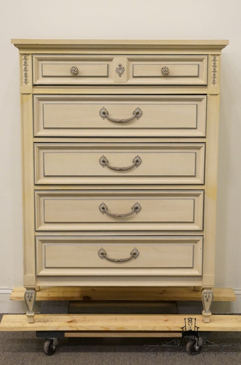 Dixie Furniture French Regency Style 34 Chest 340 7 Etsy