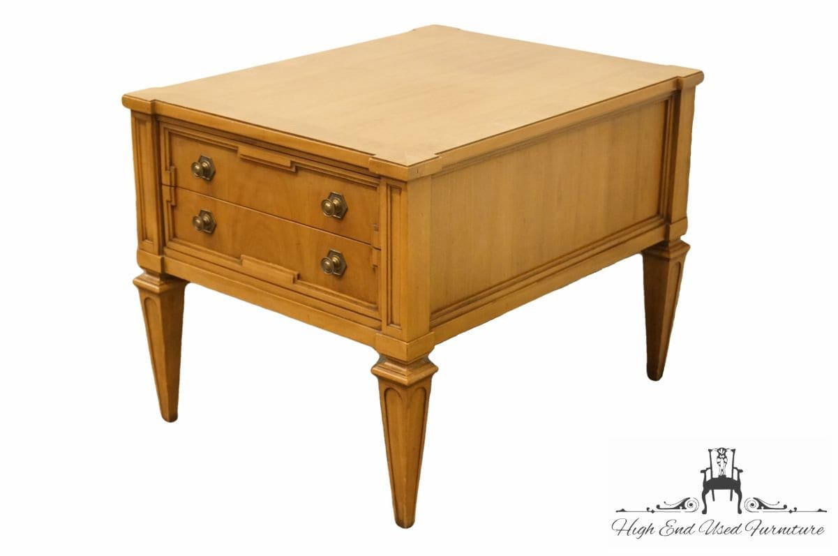 Thomasville Furniture Delphian Collection 22 End Lamp Table 6165 14