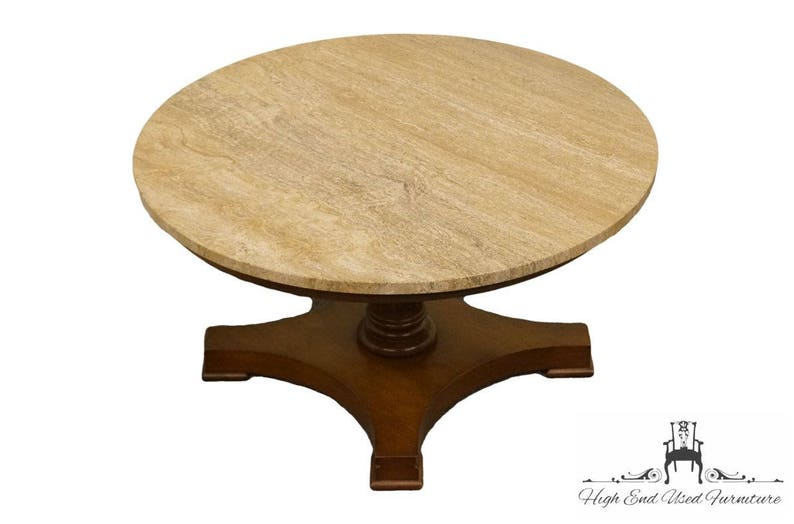 Terrific Townsend Manufacturing Co Italian Tuscan Style 30 Round Marble Top Coffee Table Caraccident5 Cool Chair Designs And Ideas Caraccident5Info