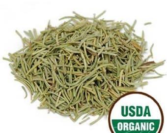 Rosemary Leaf Whole, Organic 1 POUND