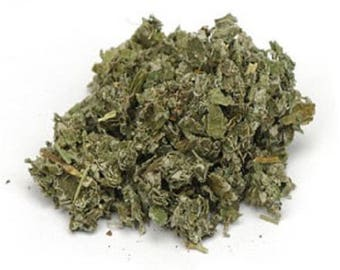 Red Raspberry Leaves c/s, Wildcrafted 1 oz