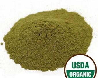 Rosemary Leaf POWDER, Organic 1 POUND