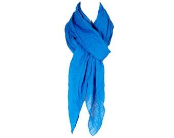 cd782edaaf7f0 Solid color scarf | Etsy