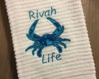 Rivah Life/Kitchen Bar Mop Towel