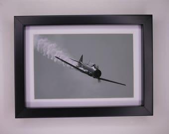 Harvard Airplane Print