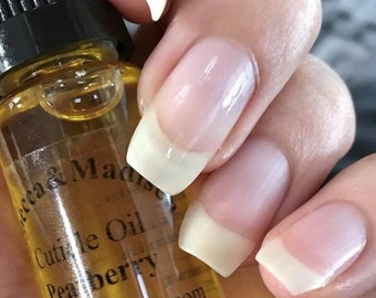 Hydrating Cuticle Oil