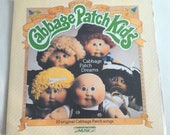 Cabbage Patch Kids Cabbage Patch Dreams NEW Sealed Vinyl 1984 Parker Brothers