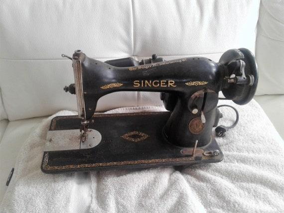 40 Singer Sewing Machine Model BAJ4040 Beautiful Vintage Etsy Extraordinary Singer Sewing Machine 1949