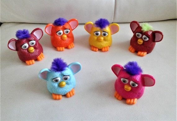 1998 Mcdonalds Furby Toy Kids Meal Toy