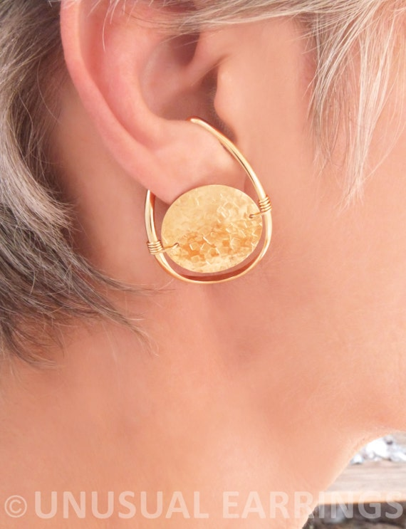 gold filled unpierced earrings non pierced ear cuff gold filled unpierced earrings non pierced earrings ear 1108