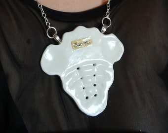 Sacrum Bone necklace