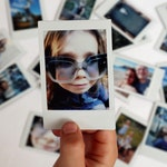 Custom printed Polaroids/Instax MIni photos | Print your digital pics! Great personalized gift!